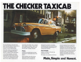 1974 Checker Taxicab