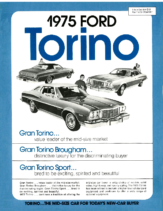 1975 Ford Torino Car Facts