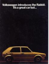 1975 VW Rabbit