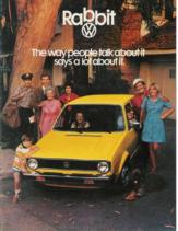 1976 VW Rabbit