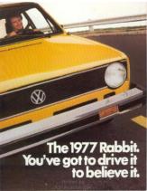 1977 VW Rabbit