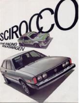 1977 VW Scirocco