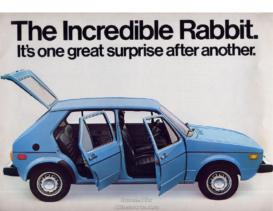 1978 VW Rabbit