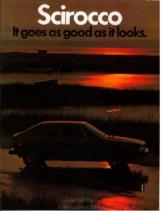 1978 VW Scirocco