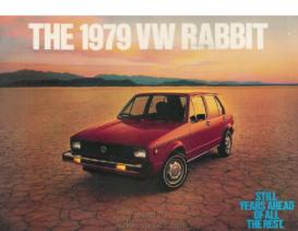 1979 VW Rabbit