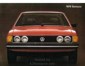 1979 VW Scirocco