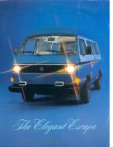 1980 VW ASI Camper