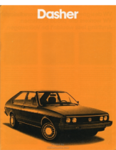 1980 VW Dasher