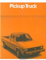 1980 VW Pickup