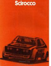 1980 VW Scirocco