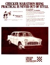 1981 Checker Colonial Pontiac