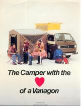 1981 VW ASI Camper