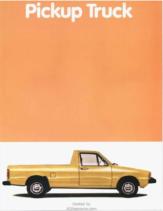 1981 VW Pickup