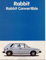 1981 VW Rabbit