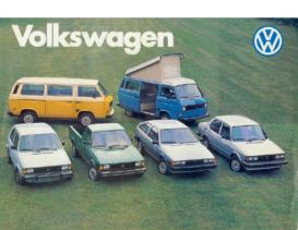 1981 VW Range CN