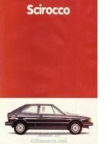 1981 VW Scirocco