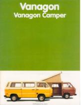 1981 VW Vanagon