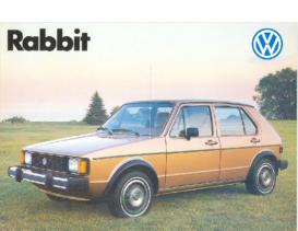1982 VW Rabbit CN