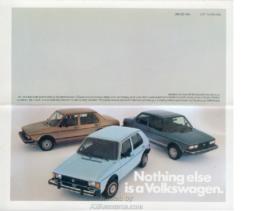 1982 VW Range