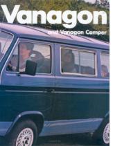 1983 VW Vanagon