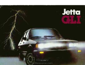 1984 VW Jetta GLI CN