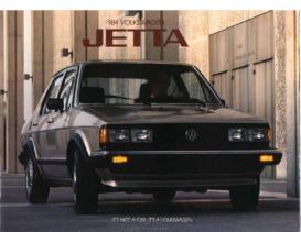 1984 VW Jetta