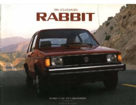 1984 VW Rabbit