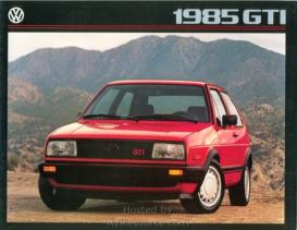 1985 VW GTI