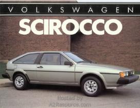 1985 VW Scirocco CN