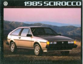 1985 VW Scirocco