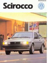 1986 VW Scirocco CN