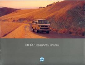 1987 VW Vanagon