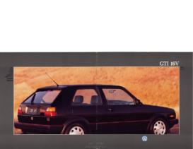 1988 VW GTI 16v