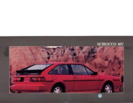 1988 VW Scirocco 16v
