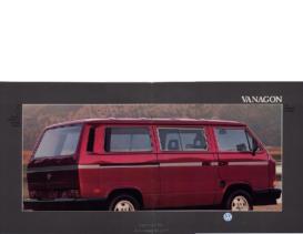 1988 VW Vanagon