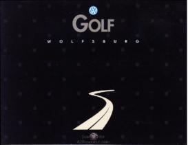 1991 VW Golf Wolfsburg Edition