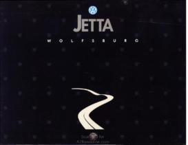 1991 VW Jetta Wolfsburg Edition