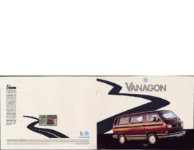 1991 VW Vanagon