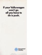 1992 VW Guaranteed Mobility