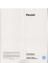 1992 VW Passat Colors CN