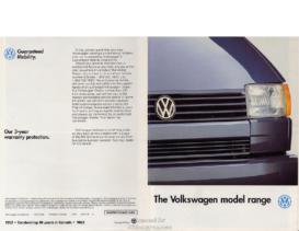 1992 VW Range CN