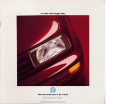 1994 VW Jetta III
