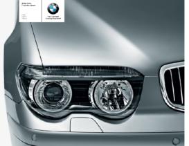 2004 BMW 7 Series Sedan