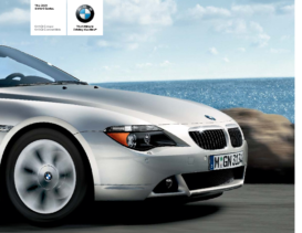 2005 BMW 6 Series Coupe-Convertible