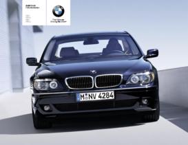 2006 BMW 7 Series Sedan