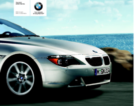 2007 BMW 6 Series Coupe-Convertible