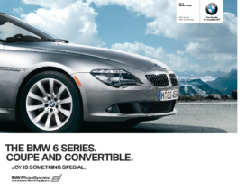 2010 BMW 6 Series Coupe-Convertible
