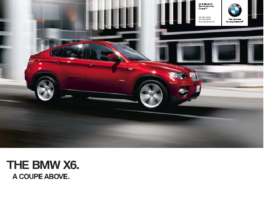 2010 BMW X6 Sports Activity Coupe