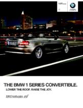 2011 BMW 1 Series Convertible