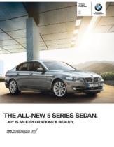 2011 BMW 5 Series Sedan V1